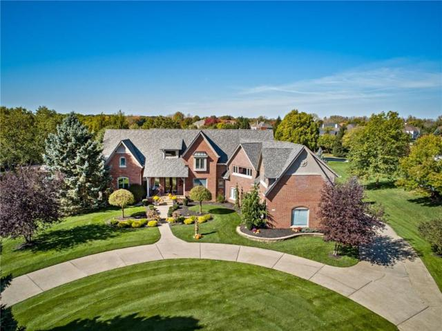 12418 Brooks Crossing, Fishers, IN 46037 (MLS #21605283) :: Mike Price Realty Team - RE/MAX Centerstone