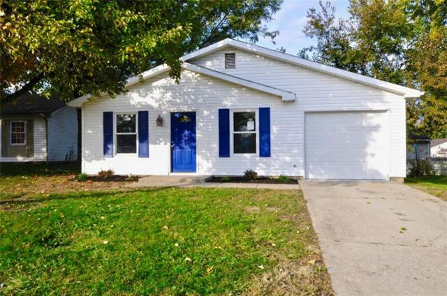 8050 Winchester Place, Indianapolis, IN 46227 (MLS #21605307) :: FC Tucker Company