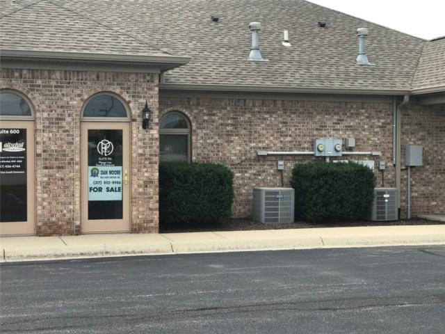 65 E Garner Road #700, Brownsburg, IN 46112 (MLS #21605336) :: The Evelo Team
