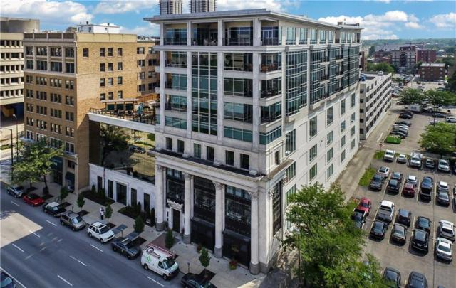 429 N Pennsylvania Street #702, Indianapolis, IN 46204 (MLS #21605346) :: Mike Price Realty Team - RE/MAX Centerstone