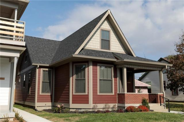 522 Parkway Avenue, Indianapolis, IN 46203 (MLS #21605381) :: AR/haus Group Realty
