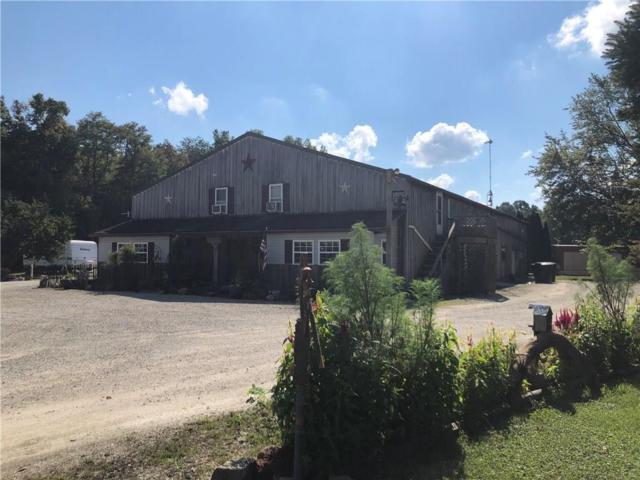 8941 E County Road 400 N, Greensburg, IN 47240 (MLS #21605403) :: The Indy Property Source