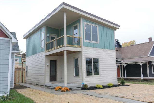 715 E Minnesota Street, Indianapolis, IN 46203 (MLS #21605420) :: The ORR Home Selling Team