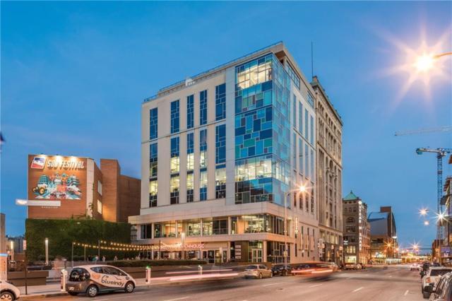 1 Virginia Avenue #702, Indianapolis, IN 46204 (MLS #21605433) :: Indy Scene Real Estate Team