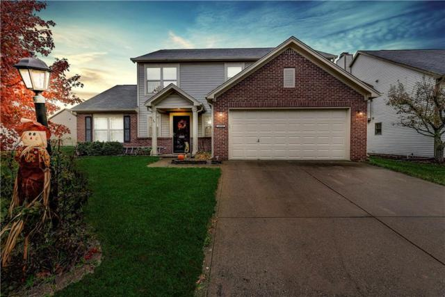 10550 Greenway Drive, Fishers, IN 46037 (MLS #21605434) :: HergGroup Indianapolis
