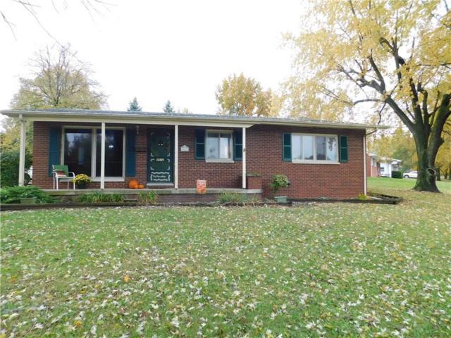 4012 31st Street, Columbus, IN 47203 (MLS #21605448) :: The ORR Home Selling Team