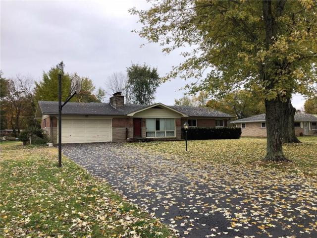 10805 Charlemagne Drive, Indianapolis, IN 46259 (MLS #21605658) :: AR/haus Group Realty