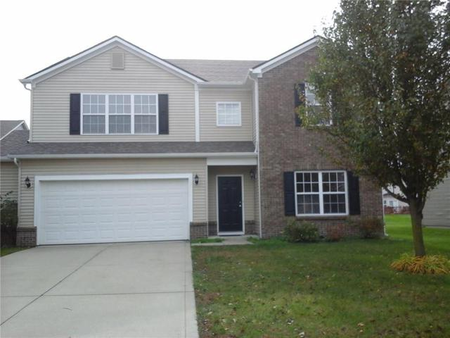 11949 Geyser Court, Fishers, IN 46038 (MLS #21605671) :: AR/haus Group Realty