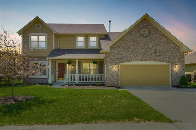 7622 Deer Way, Indianapolis, IN 46236 (MLS #21605684) :: Mike Price Realty Team - RE/MAX Centerstone