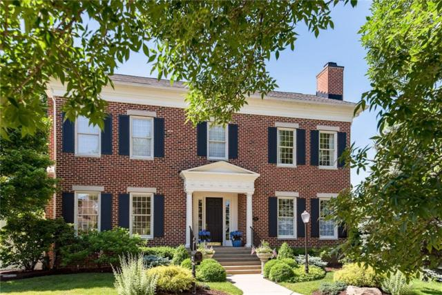 1881 W Main Street, Carmel, IN 46032 (MLS #21605717) :: Indy Scene Real Estate Team