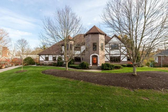 8113 Traders Hollow Lane, Indianapolis, IN 46278 (MLS #21605819) :: FC Tucker Company