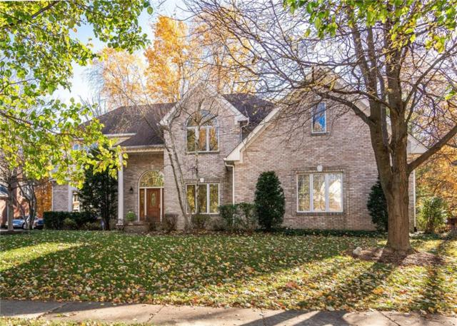 9890 Sugarleaf Place, Fishers, IN 46038 (MLS #21605846) :: Mike Price Realty Team - RE/MAX Centerstone