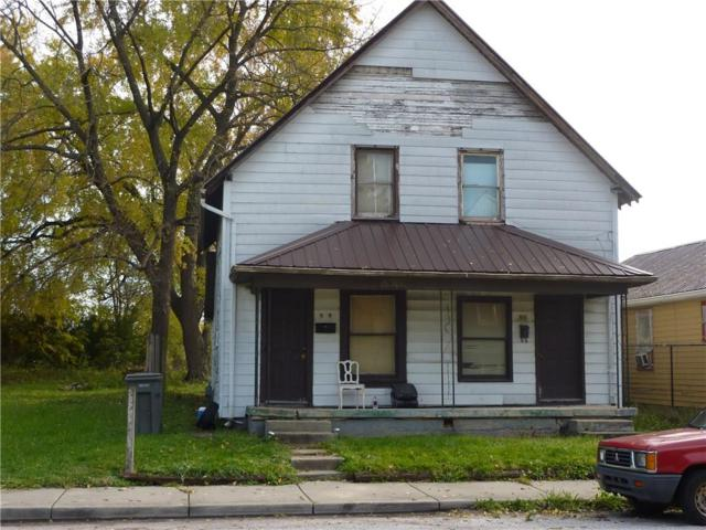 909 Saint Peter Street, Indianapolis, IN 46203 (MLS #21605886) :: Mike Price Realty Team - RE/MAX Centerstone