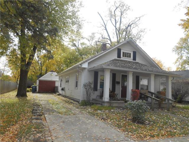 1473 Evans Avenue, Noblesville, IN 46060 (MLS #21605906) :: Richwine Elite Group