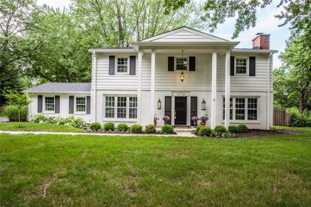 7418 Dean Road, Indianapolis, IN 46240 (MLS #21605918) :: Richwine Elite Group