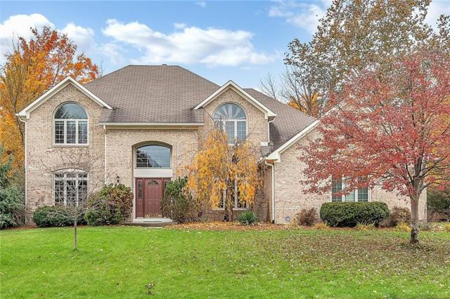 12340 Old Stone Drive, Indianapolis, IN 46236 (MLS #21605961) :: Richwine Elite Group