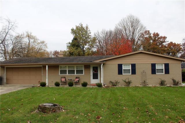 2301 W Norwood Drive, Muncie, IN 47304 (MLS #21606028) :: The ORR Home Selling Team