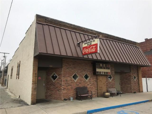 108 W Railroad Street, Kempton, IN 46049 (MLS #21606091) :: The Indy Property Source