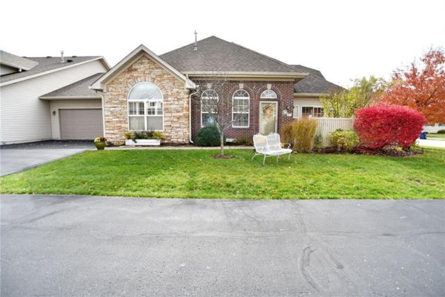 11165 Red Fox Run, Fishers, IN 46038 (MLS #21606107) :: The Evelo Team