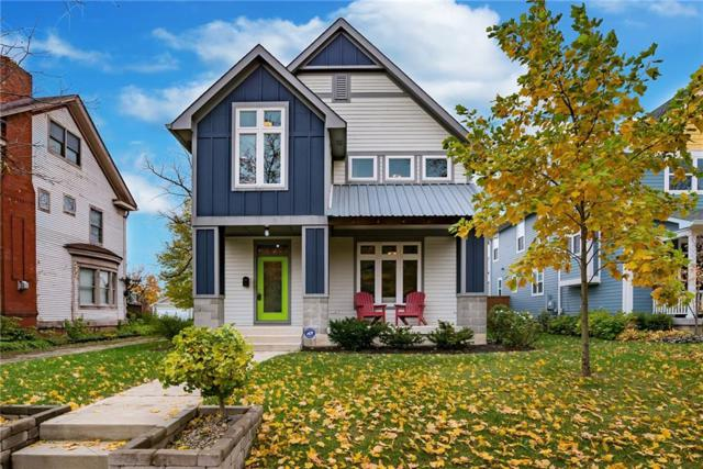 2321 Broadway Street, Indianapolis, IN 46205 (MLS #21606157) :: Indy Scene Real Estate Team