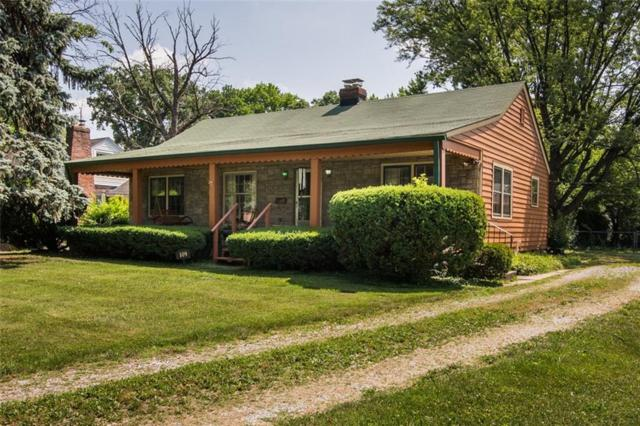 109 N Sadlier Drive, Indianapolis, IN 46219 (MLS #21606214) :: AR/haus Group Realty