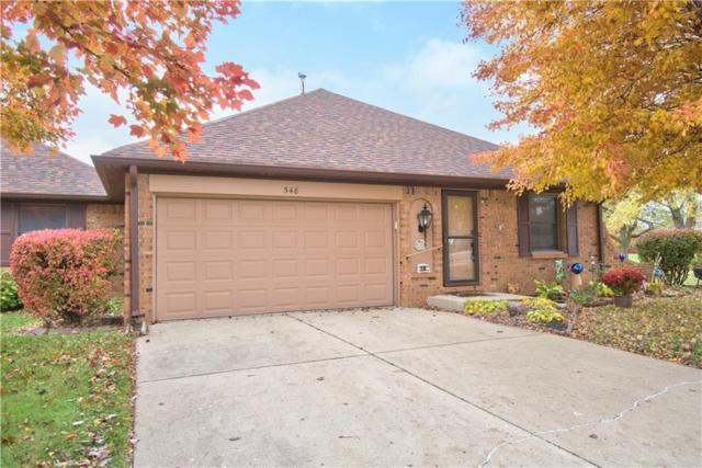 548 Eagle Crest Drive, Brownsburg, IN 46112 (MLS #21606218) :: AR/haus Group Realty