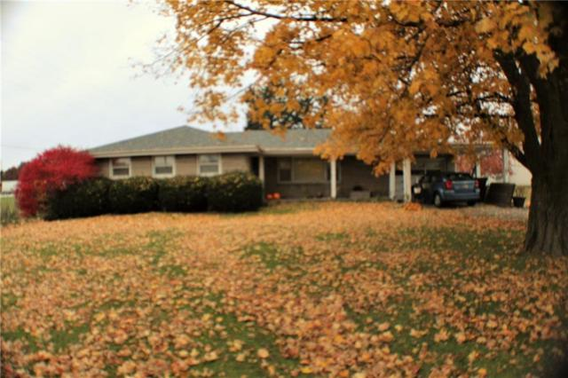 13800 W Commerce Road, Daleville, IN 47334 (MLS #21606275) :: The ORR Home Selling Team