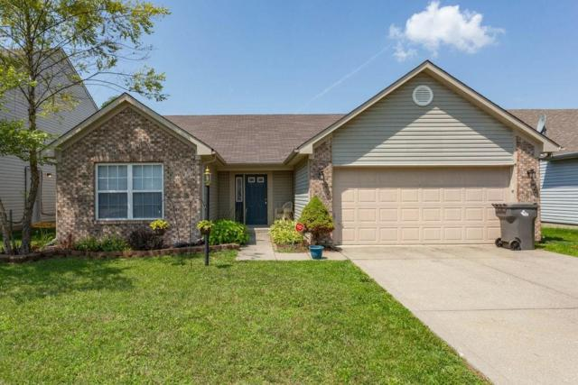 8402 Crosser Drive, Indianapolis, IN 46237 (MLS #21606311) :: Mike Price Realty Team - RE/MAX Centerstone