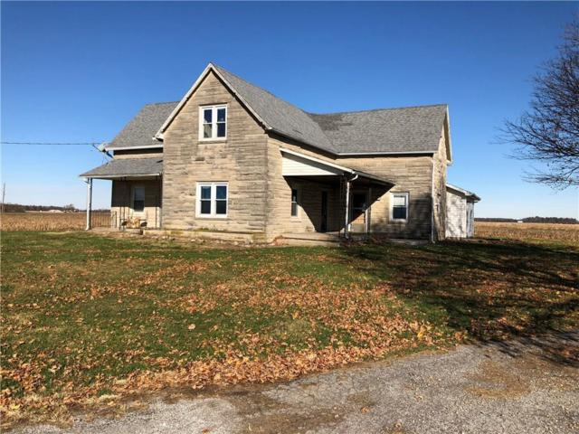 7070 E 400 North, Greenfield, IN 46140 (MLS #21606396) :: The Star Team | RE/MAX Realty Group
