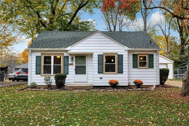 4359 N Olney Street, Indianapolis, IN 46205 (MLS #21606398) :: Indy Scene Real Estate Team