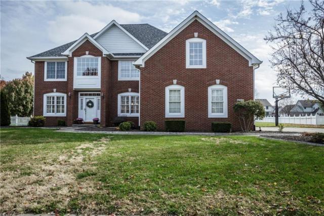 11287 Windermere Boulevard, Fishers, IN 46037 (MLS #21606428) :: The ORR Home Selling Team