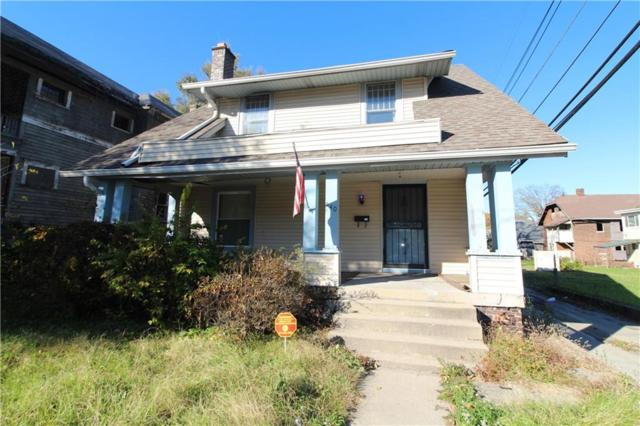 540 E 32nd Street, Indianapolis, IN 46205 (MLS #21606454) :: AR/haus Group Realty