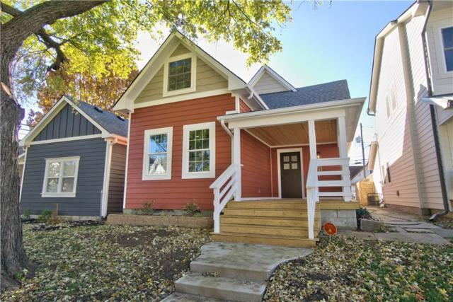 325 Parkway Avenue, Indianapolis, IN 46225 (MLS #21606470) :: AR/haus Group Realty