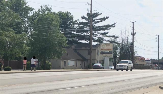 1641 W County Line Road, Greenwood, IN 46142 (MLS #21606487) :: Richwine Elite Group