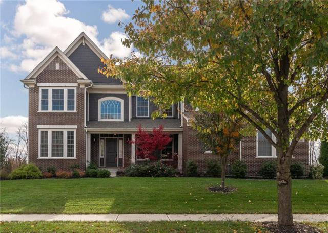 11863 Edgefield Drive, Fishers, IN 46037 (MLS #21606515) :: Mike Price Realty Team - RE/MAX Centerstone