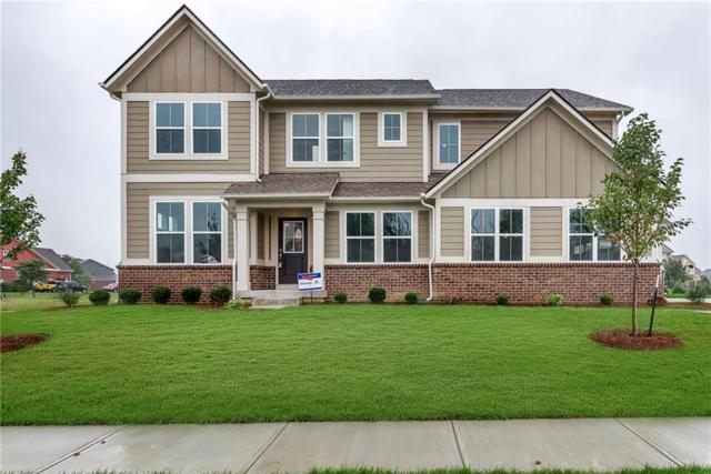 6395 Terrill Lane, Brownsburg, IN 46112 (MLS #21606623) :: Mike Price Realty Team - RE/MAX Centerstone