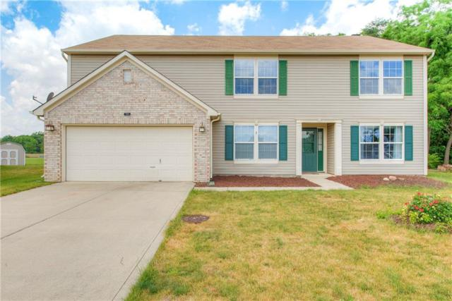 709 Thomas Point Drive, Fortville, IN 46040 (MLS #21606660) :: HergGroup Indianapolis