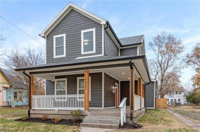 2221 Carrollton Avenue, Indianapolis, IN 46205 (MLS #21606668) :: Mike Price Realty Team - RE/MAX Centerstone