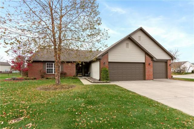 642 Port Drive, Avon, IN 46123 (MLS #21606709) :: Mike Price Realty Team - RE/MAX Centerstone