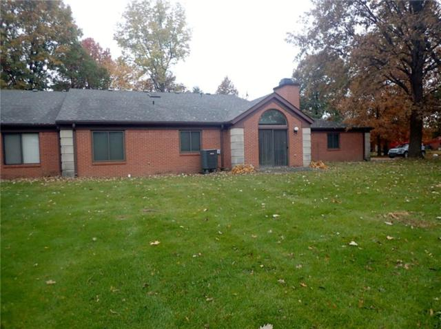 9297 Oak Run Circle, Indianapolis, IN 46260 (MLS #21606728) :: The Evelo Team