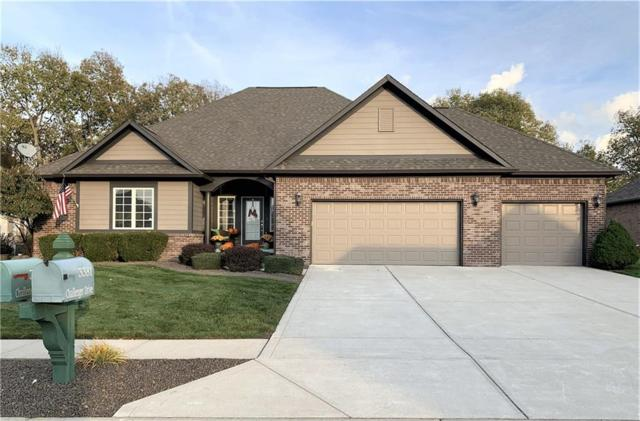 3381 Challenger Drive, Plainfield, IN 46168 (MLS #21606735) :: Mike Price Realty Team - RE/MAX Centerstone