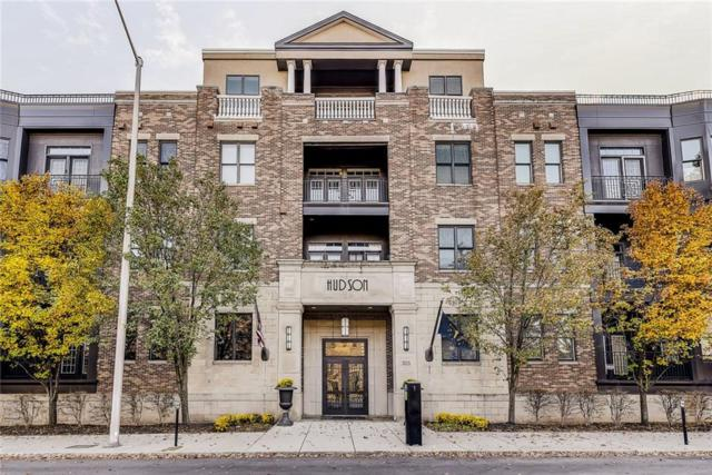 355 E Ohio Street #116, Indianapolis, IN 46204 (MLS #21606761) :: Mike Price Realty Team - RE/MAX Centerstone