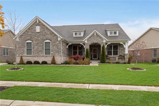 6154 Ruthven Drive, Noblesville, IN 46062 (MLS #21606791) :: HergGroup Indianapolis