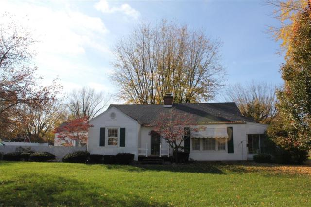 41 Linden Lane, Anderson, IN 46011 (MLS #21606795) :: The ORR Home Selling Team
