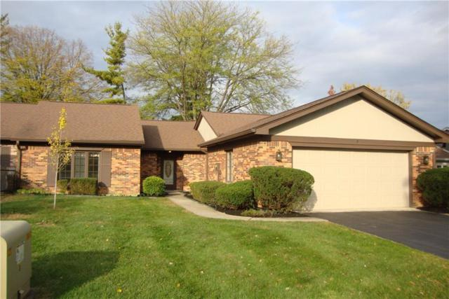 5328 Greenwillow Road #205, Indianapolis, IN 46226 (MLS #21606846) :: HergGroup Indianapolis
