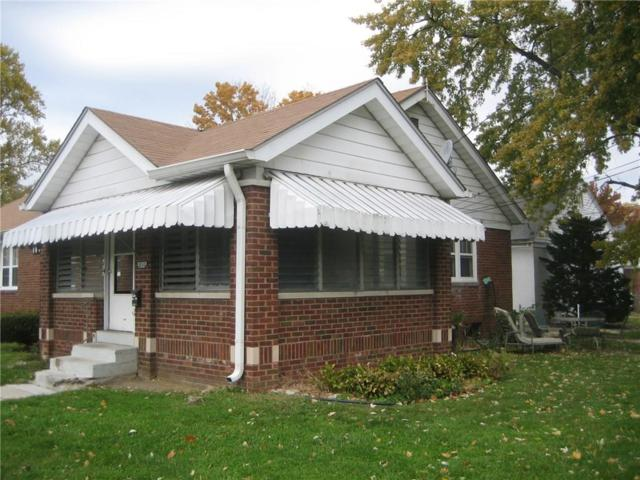 1301 N Emerson Avenue, Indianapolis, IN 46219 (MLS #21606875) :: Mike Price Realty Team - RE/MAX Centerstone