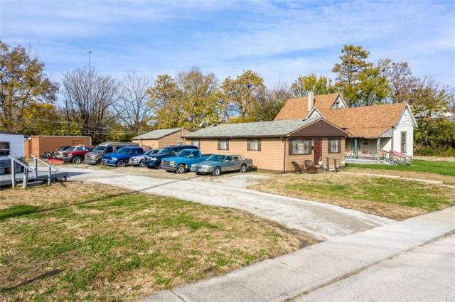 1410 Dr A J Brown Avenue, Indianapolis, IN 46202 (MLS #21606912) :: AR/haus Group Realty