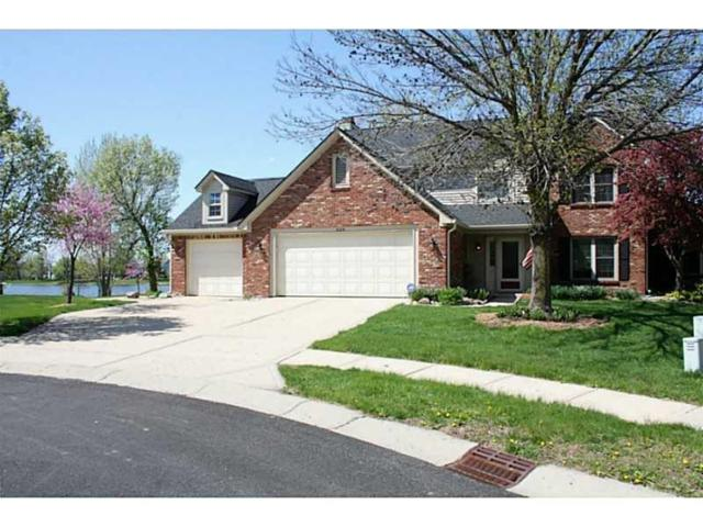 624 Creston Point Circle, Indianapolis, IN 46239 (MLS #21606949) :: The ORR Home Selling Team