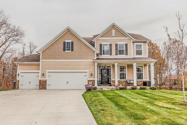 4325 Bexley Court, Avon, IN 46123 (MLS #21607009) :: The Indy Property Source