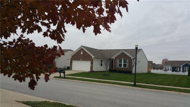 744 Hummingbird Drive, Brownsburg, IN 46112 (MLS #21607032) :: Mike Price Realty Team - RE/MAX Centerstone